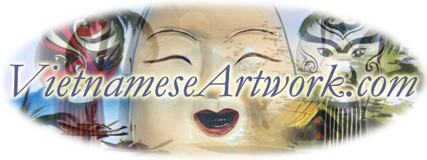 Vietnamese Art Gallery - Folk Art, Books, Ao-Dai Traditional Outfits and more from Vietnam